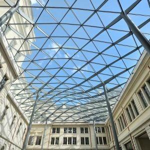سقف شیشه ای (اسکای لایت) ۱