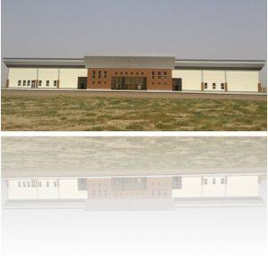 پروژه ایستگاه قطار مرزی اینچه برون (گرگان) ۱
