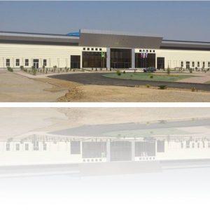 پروژه ایستگاه قطار مرزی اینچه برون (گرگان) ۲