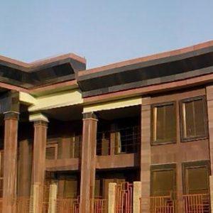پروژه تالار درنا آومد ارومیه ۱
