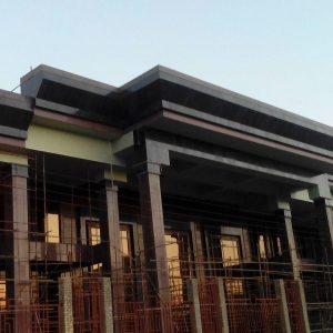 پروژه تالار درنا آومد ارومیه ۲