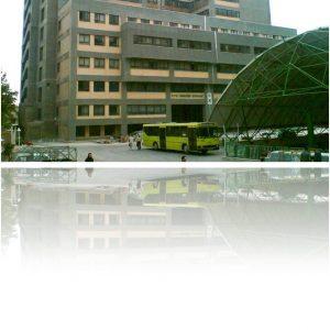 پروژه دانشکده نساجی دانشگاه امیر کبیر ۳