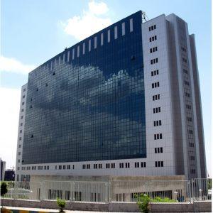 پروژه ساختمان برج مرکزی وزارت نیرو ۲