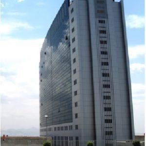 پروژه ساختمان برج مرکزی وزارت نیرو ۳