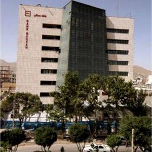 پروژه ساختمان سرپرستی بانک مسکن اراک ۱