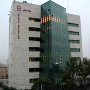 پروژه ساختمان سرپرستی بانک مسکن اراک ۲
