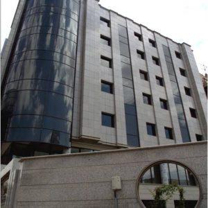 پروژه ساختمان سپهر الکتریک ۲- خیابان گاندی ۱