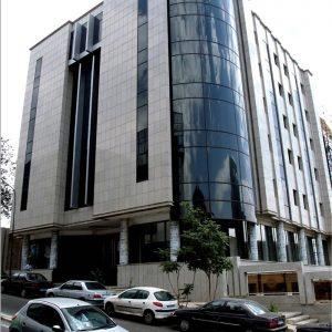 پروژه ساختمان سپهر الکتریک ۲- خیابان گاندی ۳
