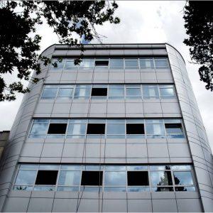 پروژه ساختمان مرکزی شرکت تولی پرس ۱