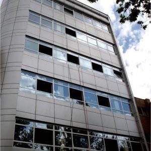 پروژه ساختمان مرکزی شرکت تولی پرس ۲