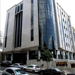 پروژه ساختمان مرکزی شرکت سپهر الکتریک ۳