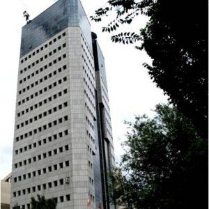 پروژه ساختمان مرکز تلفن همراه ایران ۱
