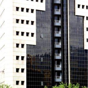 پروژه ساختمان مرکز تلفن همراه ایران ۲