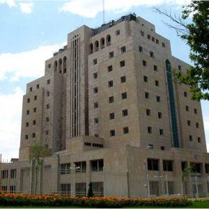 پروژه ساختمان گنجینه اسناد ملی ایران ۳
