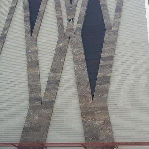 پروژه مرکز تجاری میلاد همدان ۱