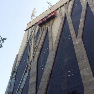 پروژه مرکز تجاری میلاد همدان ۴